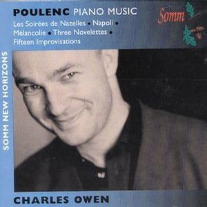Poulenc: Piano Music