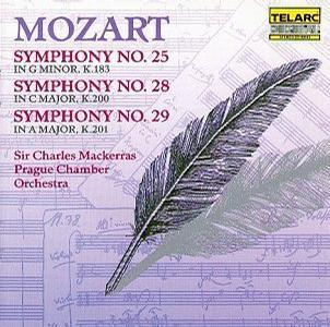 Mozart: Symphonies No.25, No.28 & No.29
