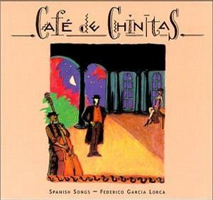 Spanish Songs: Cafe de Chinitas