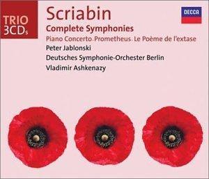 Scriabin: Complete Symphonies