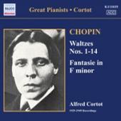 Chopin: Waltzes Nos.1-14; Fantasie in F minor