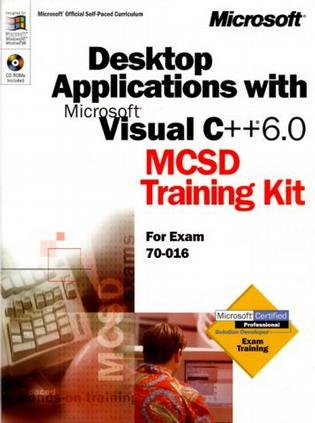 Desktop Applications for Microsoft VC++ 6.0