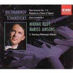 Rachmaninov: Piano Concertos No.1--4&Rhapsody on a theme of Paganini,Tchaikovsky: Piano Concerto No