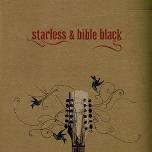 Starless & Bible Black