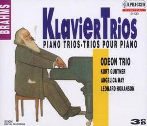 Brahms: Piano Trios, Odeon Trio