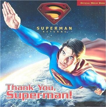 Thank You, Superman! (Superman Returns)