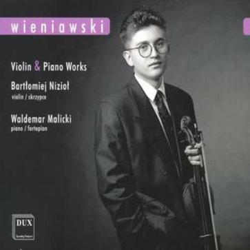 Wieniawski Violin And Piano Works