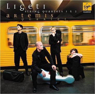 György Ligeti: String Quartets 1&2, Artemis Quartet