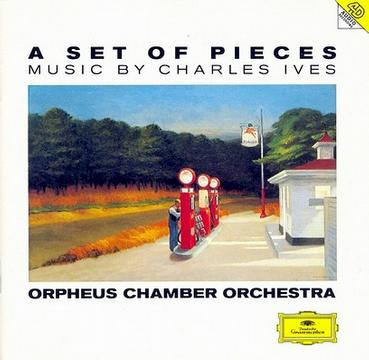 A Set Of Pieces - Music by Charles Ives