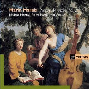Marin Marais - Pieces de viole Vol.2