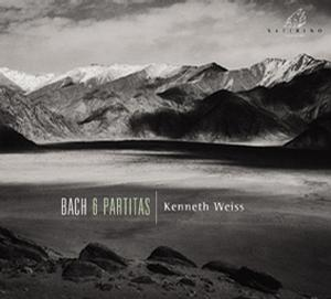Bach : 6 Partitas, Kenneth Weiss harpsichord