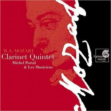 Mozart:Clarinet Quintet, Michel Portal & Les Musiciens