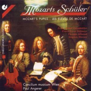 Mozarts Schüler