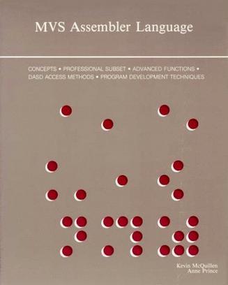MVS Assembler Language