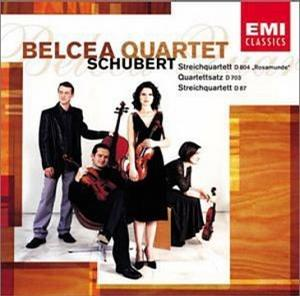 Schubert: String Quartets , Rosamunde, No.13; Belcea Quartet