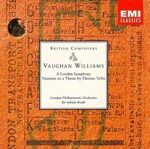 Vaughan Williams: A London Symphony; Fantasia on a Theme by Thomas Tallis