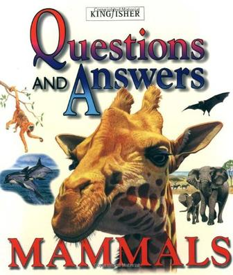 Questions and Answers MAMMALS