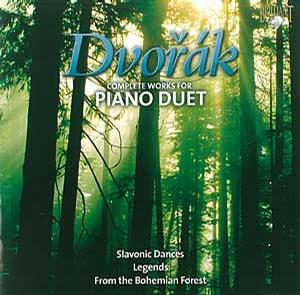 Dvořák: Complete Works for Piano Duet