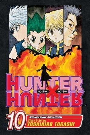 Hunter X Hunter, Volume 10 (Hunter X Hunter (Graphic Novels))