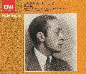 Heifetz: Recital