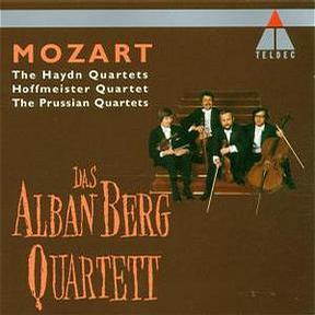 Mozart : Streichquartette 14-21 , Alban Berg Quartet
