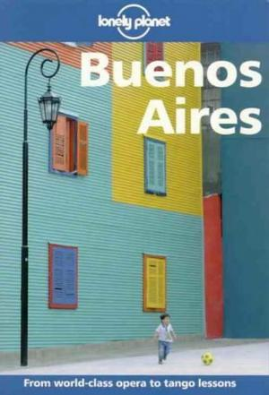 Lonely Planet Buenos Aires (2nd ed)