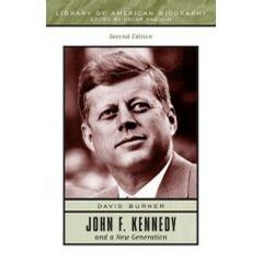 John F. Kennedy and a new generation