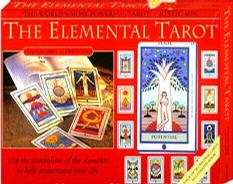 The Elemental Tarot (Book and Card Set)