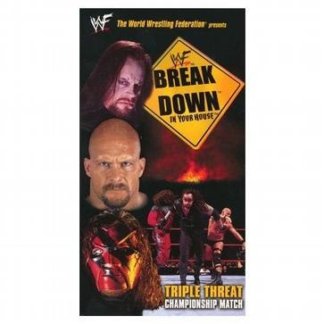WWF Breakdown: In Your House (1998)