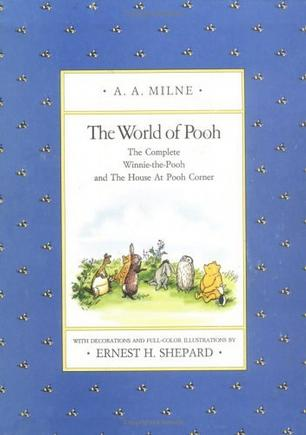 The World of Winnie-the-Pooh (Two Volume Slipcased Set