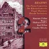 Brahms: The Piano Concertos, Etc / Pollini, Böhm, Abbado