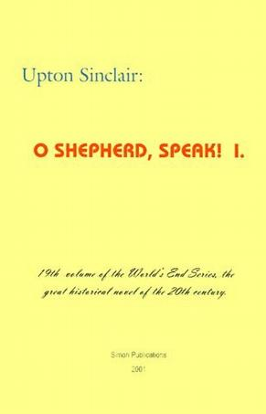 O Shepherd, Speak! I (World's End)