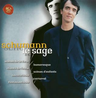 Schumann: Piano Works, Le Sage