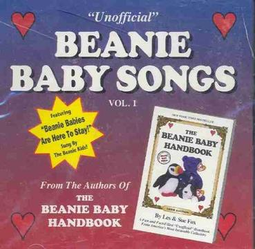 """Unofficial"" Beanie Baby Songs : Vol. 1"