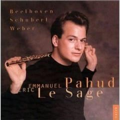 Emmanuel Pahud, Eric Le Sage: Beethoven, Schubert, Weber