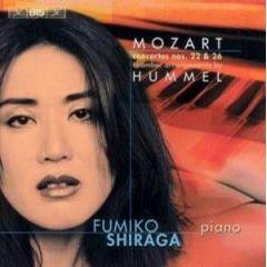 Mozart: Piano Concertos Nos. 22 & 26, in chamber arrangement by Hummel