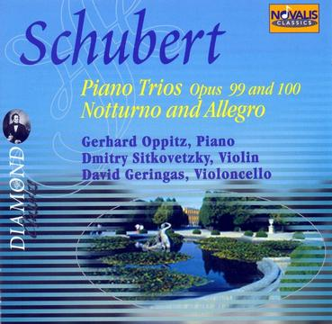Schubert: Klaviertrios Nr. 1 & 2, Notturno and Allegro