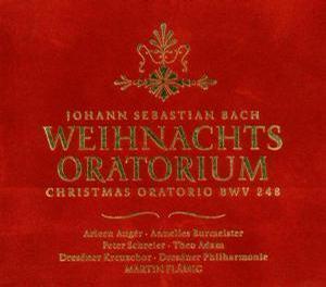 J.S.BACH: Weihnachts Oratorium