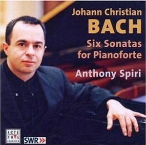 Johann Christian Bach: 6 Sonatas For Fortepiano