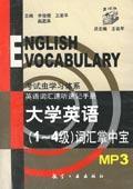 大学英语1-4级词汇掌中宝MP3