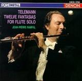 12 Fantasien für Flöte Solo / Twelve fantasias for Flute Solo