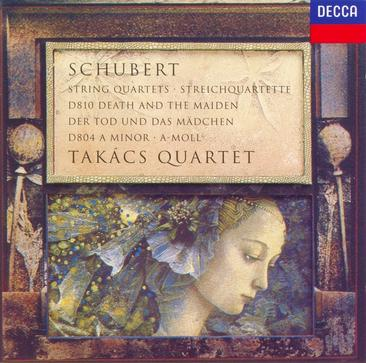 Schubert: String Quartets D804 /D810