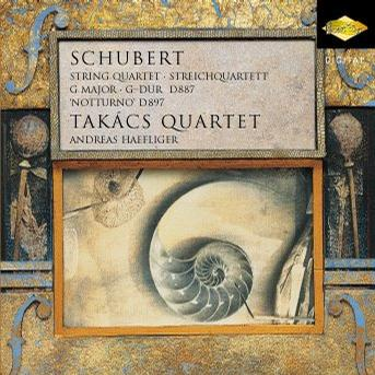 Schubert: String Quartet in G major, D. 887; Notturno, D. 897