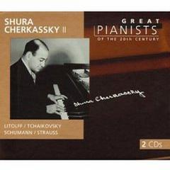 Shura Cherkassky II