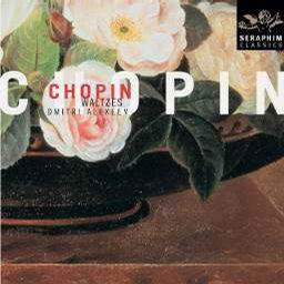 460 991-2 chopinthe waltzes 2CD 肖邦(CD)