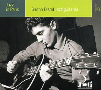 Sacha Distel Jazz guitarist
