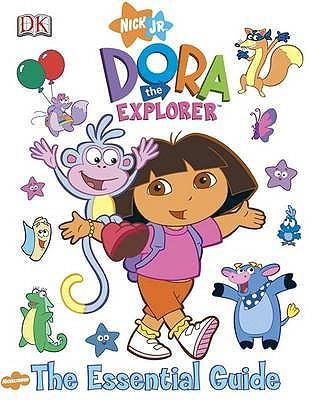 Dora The Explorer: The Essential Guide(多拉探索者视觉手册)