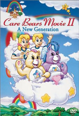 爱心熊宝宝:新一代 Care Bears Movie II: A New Generation 1986