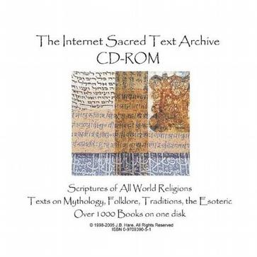 Internet Sacred Text Archive 5.0