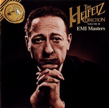 Heifetz Collection, Volume 18 (EMI Masters)